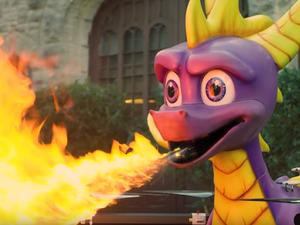 Random: Fire-Breathing Spyro Drone Flying Across America to Deliver Game to Snoop Dogg