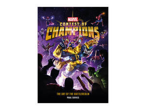 Marvel Contest of Champions: The Art of the Battlerealm Giveaway!