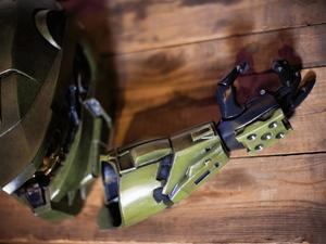 Limbitless Announces Halo-Themed Prosthetic Arms for Kids