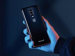OnePlus 6T McLaren Edition: Same Speed, Different Look, More Money