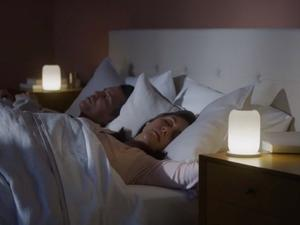 Glow is Caspers new night light that will help you fall asleep