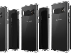 Leaked Galaxy S10 cases spoil all three models ahead of launch