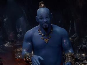 Will Smith is polarizing the internet in the Aladdin trailer