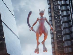 New Detective Pikachu trailer shows off a bunch of new Pokémon, including Mewtwo