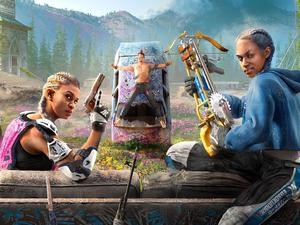 This week in games: Far Cry New Dawn, Crackdown 3, and Metro: Exodus