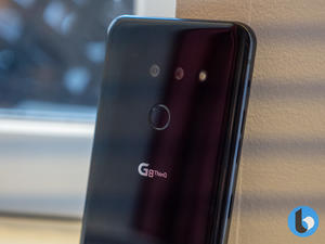 The LG G8 ThinQ unlocks with your blood