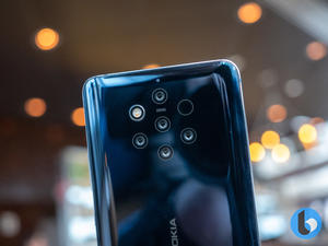 Check out these samples from the Nokia 9 PureView's five cameras