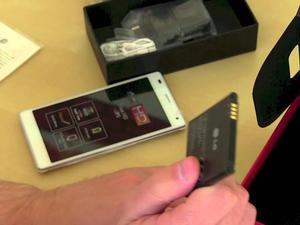 LG Optimus 4X HD Unboxing and Hands-On