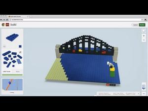 Google Brings LEGO Bricks to Chrome For Browser-Based Construction