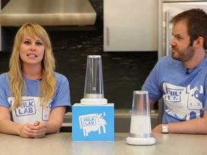 Remember The Milk, Literally: Milkmaid Tells You If Your Milk's Gone Bad