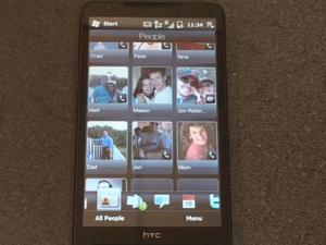 HTC HD2 First Look