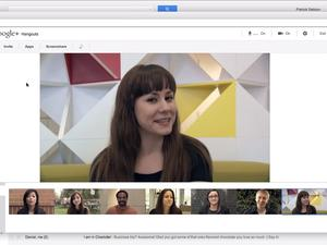 Google Introduces Hangouts to Gmail