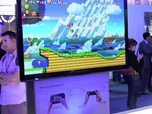 New Super Mario Bros. Wii U - Our Favorite Nintendo Character is Back