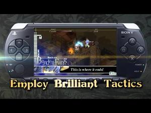 Gungnir Launches for the PSP