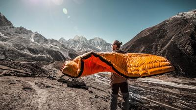 Cuddle up and catch some ZZZs with these sleeping bags