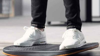 Improve your core strength with these balance boards
