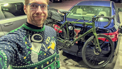 Have fun this winter in this ugly sweaters
