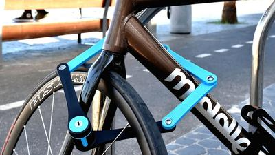 Keep your bicycle safe with a great bike lock