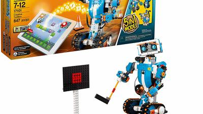 You won't believe how cool these Lego robots are