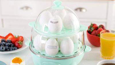 Prepare eggs quickly with these steamy cookers