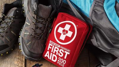 Stay prepared in an emergency with the best first aid kits