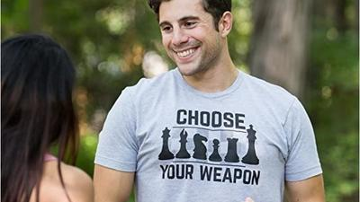 Have a friend or family member that loves chess? Check out these fun gifts!