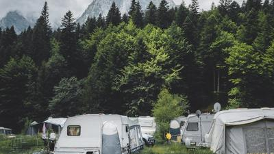 Keep your rig protected with an RV cover