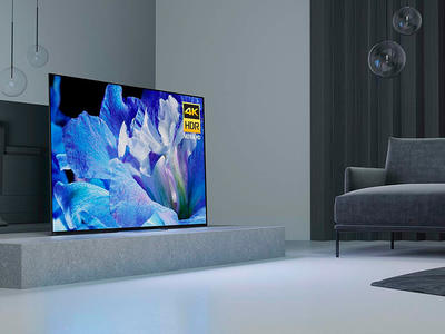 This one-day discount saves you $999 on Sony's 55-inch 4K OLED Smart TV
