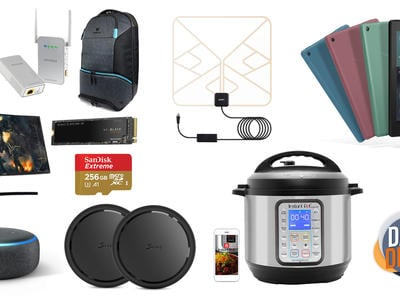 Tuesday's best deals: $9 Echo Dots, PC accessories, TV antennas, and more