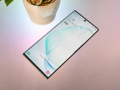 The Galaxy Note 10 is here, and it's Samsung's best ever phone