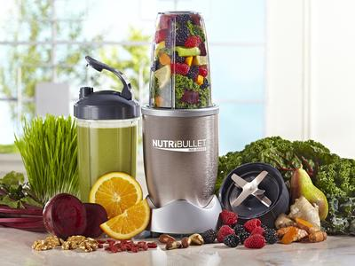 Enjoy the smoothest blends with the best NutriBullets