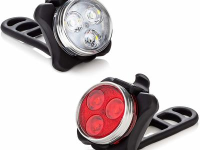 See everything with a new bike light
