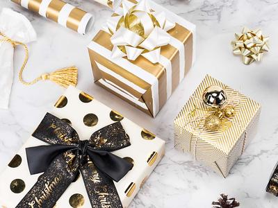Find the right wrapping paper for any occasion