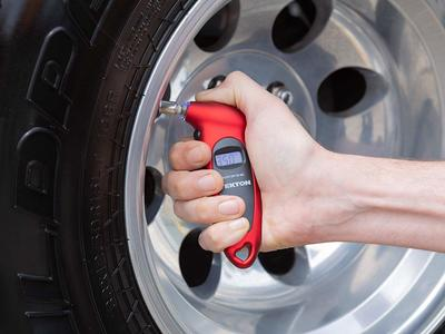 Keep tabs on your tires with one of today's best digital tire gauges