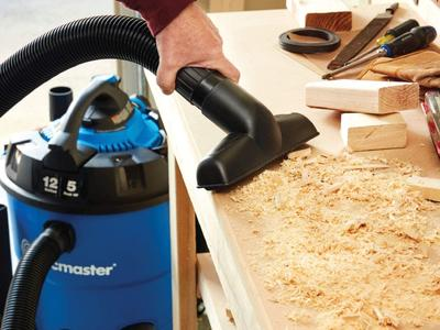 Clean up your act with these excellent shop vacs