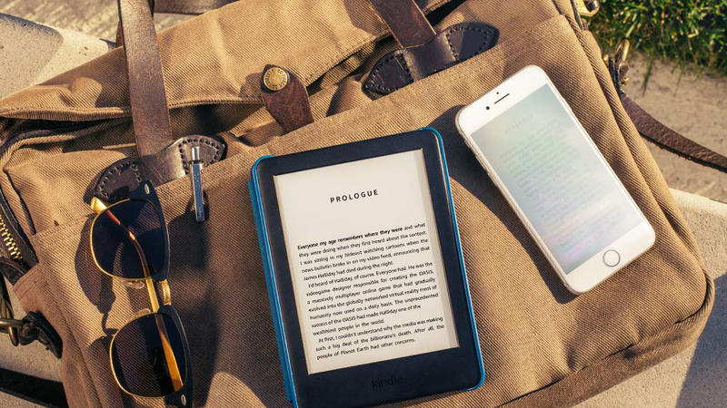 Pre-order the all-new Kindle for $90 and get 3 months of Kindle Unlimited