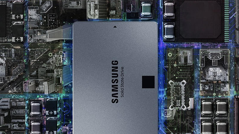 Samsung's 1TB 860 QVO solid state drive on sale for $98 can speed up your system