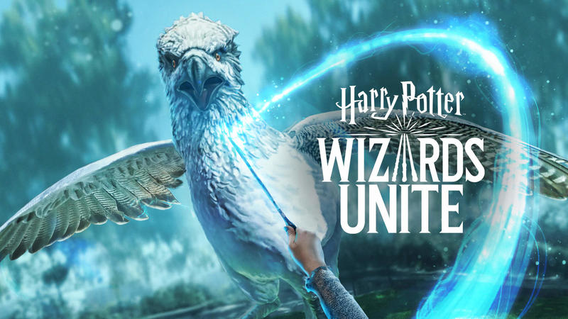 Harry Potter: Wizards Unite is now available for iOS and Android