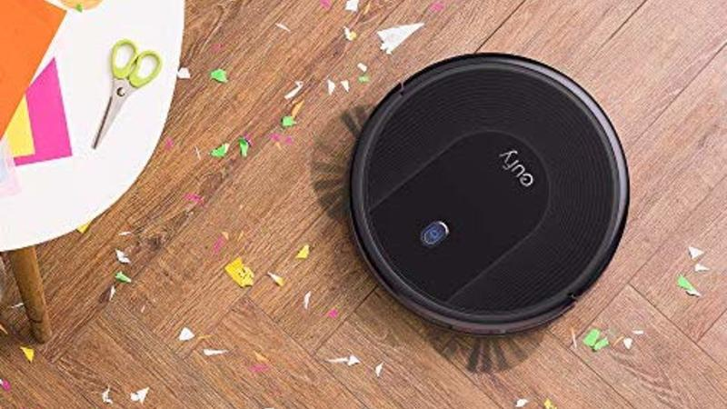 Suck up the savings with $40 off the feature-packed eufy RoboVac 30 today