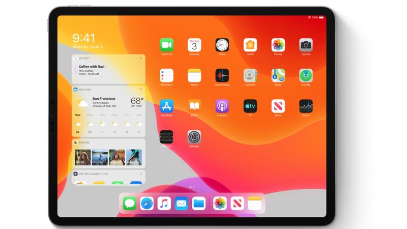 Here's every new keyboard shortcut coming to iPadOS