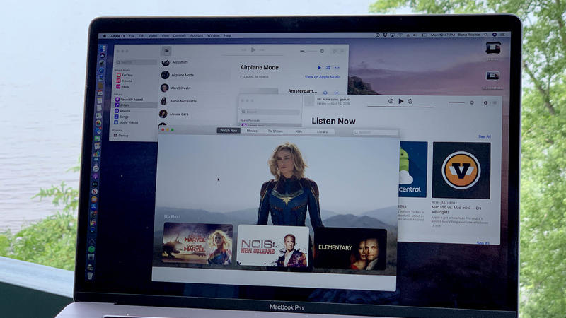 macOS Catalina: The Preview
