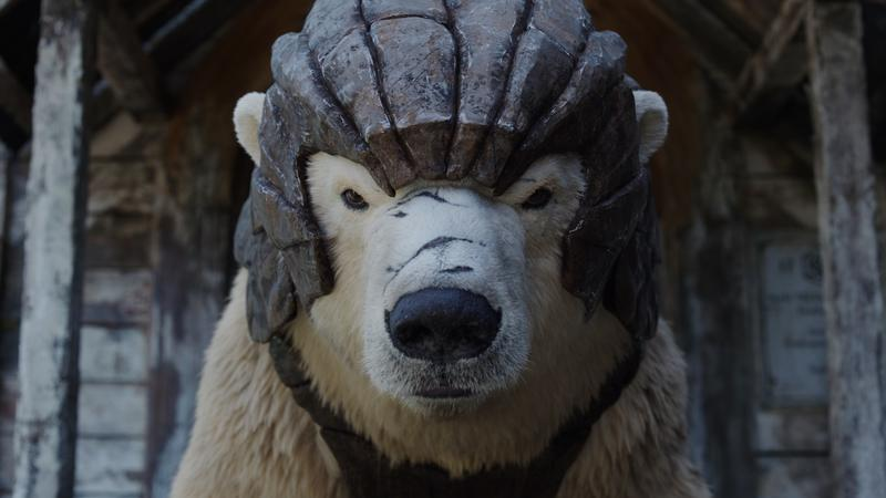 HBO shows off mystery, armored polar bears in full His Dark Materials trailer