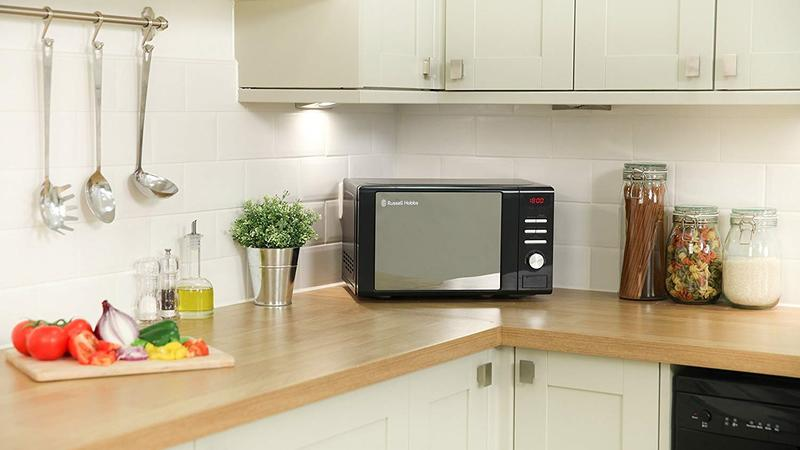 Ping! Dinner's served with the best microwaves available