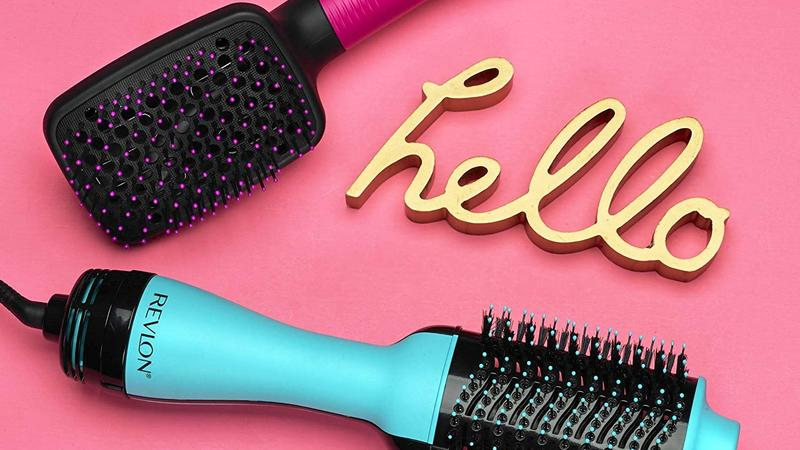 Salon-quality blow out from home with these best hot air brushes