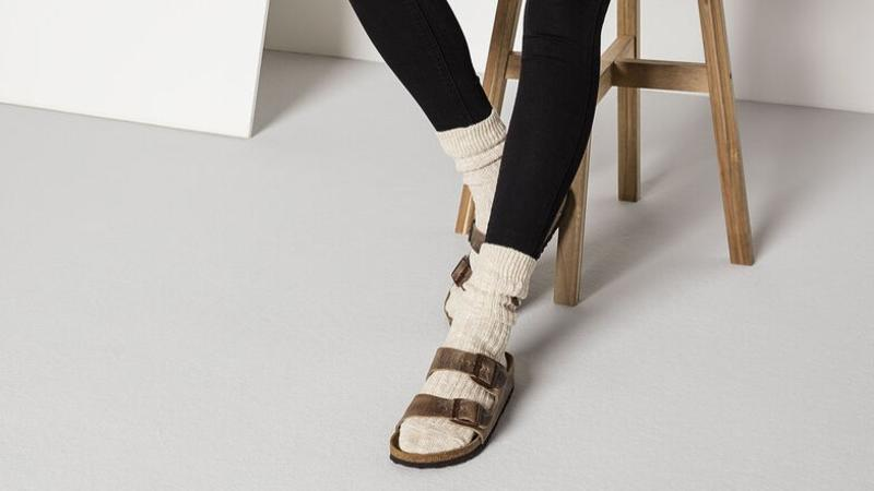 Start the season off on the right foot with these sandals