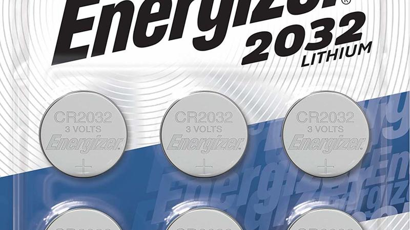 Keep the juice flowing with a best-selling CR2032 battery