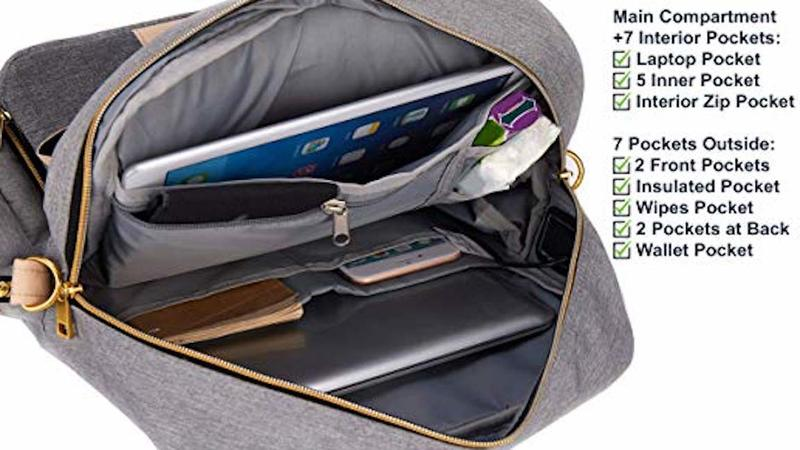 The best stylish and versatile bags for breast pumping Mamas