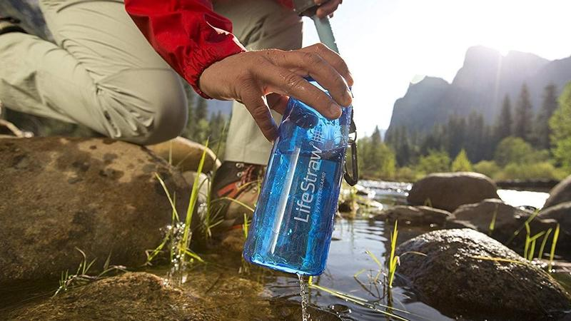 Enjoy the perks of clean water with the best filtered water bottles