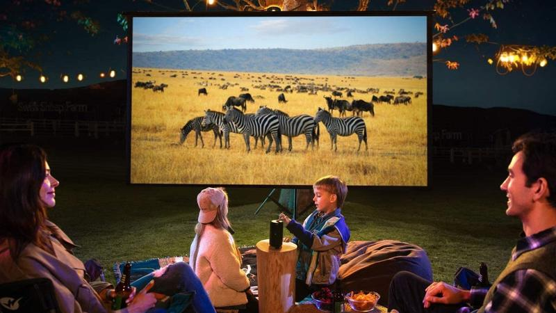 Shine a light on your favorite shows with these home theater projectors