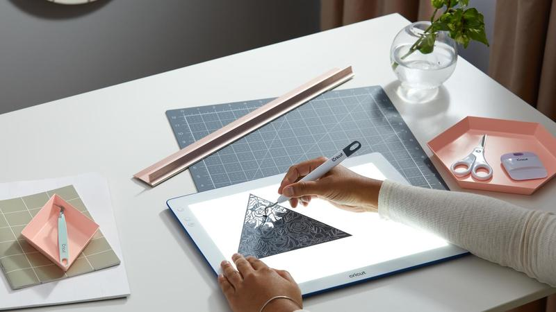 If you love to weed, you'll love the Cricut BrightPad Go